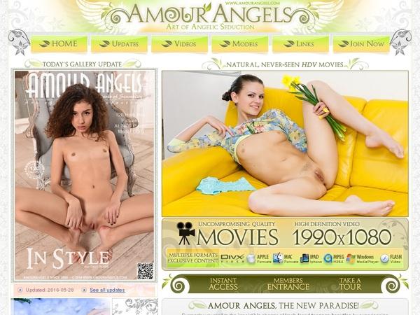 Amourangels Free Account