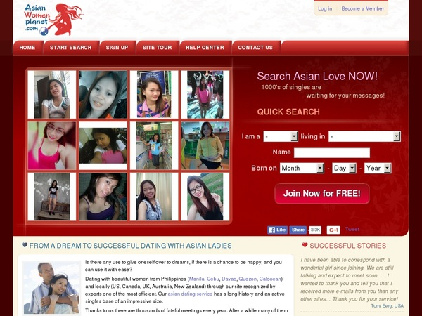 Asianwomenplanet New