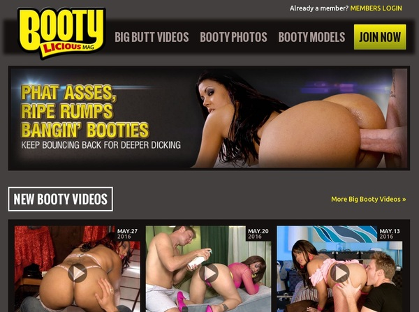 Bootylicious Mag Pay Site