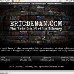 Eric Deman With Sliiing
