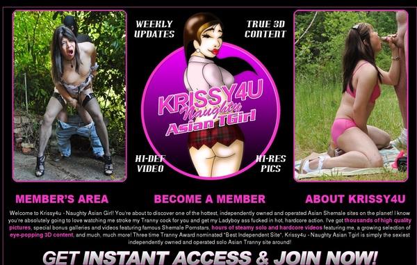Krissy4u One Year