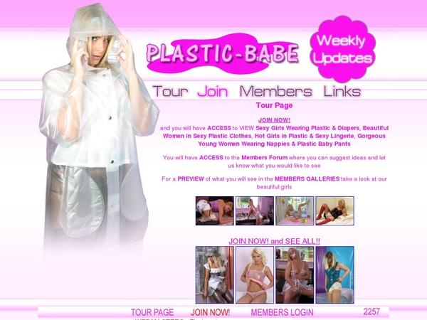 Plasticbabe Cc Bill