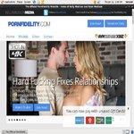 Pornfidelity.com Home Page