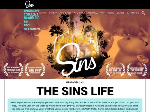 Sinslife.com Previews