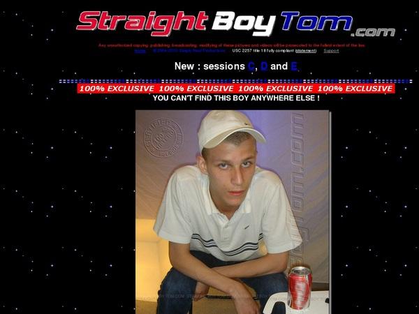 Straightboytom.com Renew