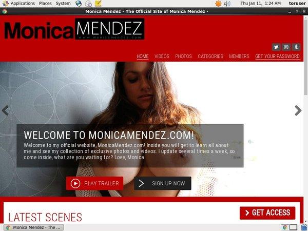 Monica Mendez Xxx Password