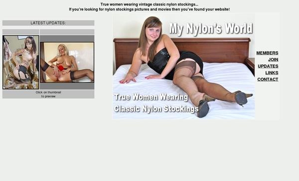 Mynylonsworld Buy Credits