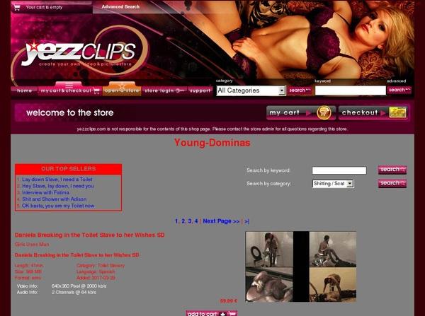 Yezzclips.compassword Free