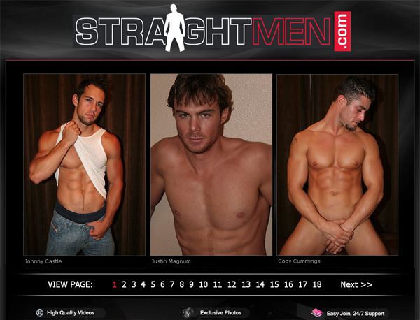 Straightmen Account And Password